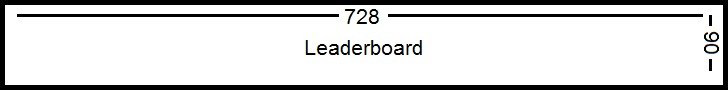 Leaderboard Banner 728x90